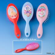 Depesche 7065 Trixibelles Haarbürste 3 Motive