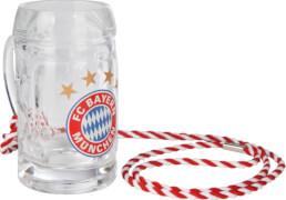 FC Bayern München 16711 Schnapsseidel Logo