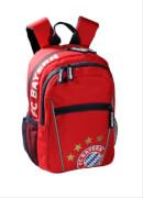FC Bayern München Rucksack rot