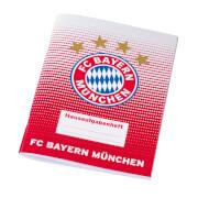 FC Bayern München Hausaufgabenheft