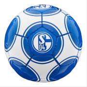 10516 S04 Mini Fußball Signet Größe 1