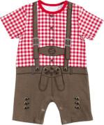 FC Bayern Baby Body Lederhose, 56