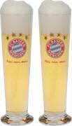 FC Bayern Pilsglas 2er Set