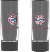 FC Bayern Schnapsglas 2er Set