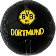 BVB-Ball silber Mini Größe 1