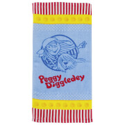 GoKi Zauberhandtuch Peggy Diggledey