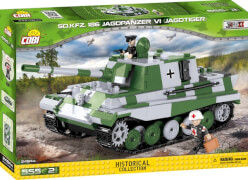 COBI SD.KFZ.186 Jagdpanzer VI (Jagdtiger)