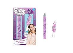 Disney Violetta Eau de Toilette + Lipgloss