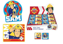 Feuerwehrmann Sam Magic Towels