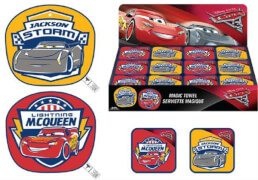 Disney/PixarCars Magic Towels 2-fach sortiert