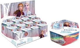 Disney Frozen 2 - magische Handtücher 30x30 cm - 4 Motive - 36 Stück sortiert im Thekendisplay 22x14,5x6,5 cm