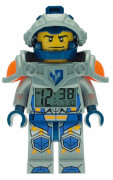 LEGO® Nexo Knights Clay Minifigure Clock