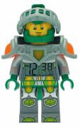LEGO® Nexo Knights Aaron Minifigure Clock