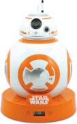BB-8 Projektionswecker aus Kunststoff