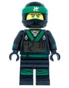 LEGO Ninjago Movie Lloyd Minifigure Clock