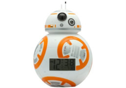 2020503 BulbBotz Star Wars BB-8 Wecker