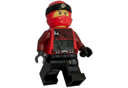 LEGO Ninjago Movie Kai Minifigure Clock