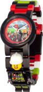 LEGO City Fireman Watch (2018)