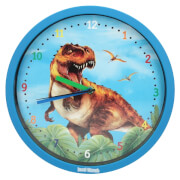 Depesche 6487 Dino World Wanduhr