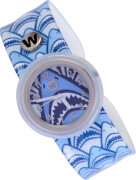 Watchitude Slap Uhr Shark frenzy, wasserdicht bis 1 Meter