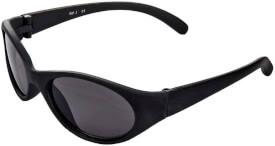 Sonnenbrille schwarz (W/O DOTS) (1)