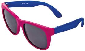Sonnenbrille rot-blau (R-116+R-115) (1)