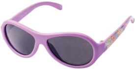 Sonnenbrille pink Blümchen