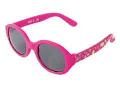 Flex Sonnenbrille Blumen hot pink