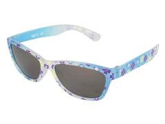Sonnenbrille blau-verlauf mit Klee