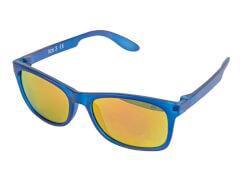 Sonnenbrille verspiegelt dunkelblau