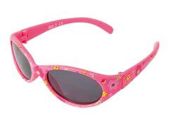 Flex Sonnenbrille pink mit Print