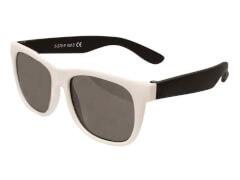Flex Sonnenbrille weiß-schwarz