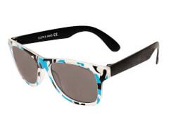 Sonnenbrille camouflage-schwarz