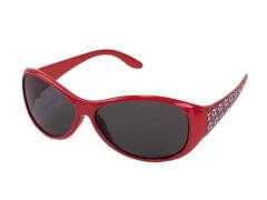 Sonnenbrille rot Fußball