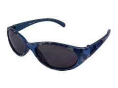 Sonnenbrille FL blau Camouflage