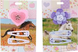 Depesche 6114 Horses Dreams Haarschmuckset