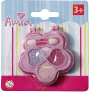 Amia Schmink-Set Blütenform 5-teilig