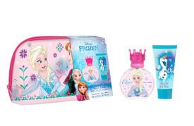 Disney Frozen - Die Eiskönigin EDT 50ml + Duschgel 100ml + Beautybag