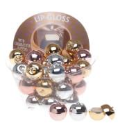 Lipgloss Apfel gold & silber kupfer