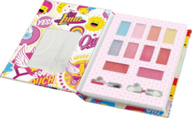 Disney Soy Luna Make-up Tagebuch
