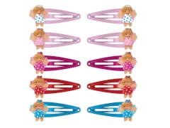 CC-Clip mit Engel 4 Farben 3 cm