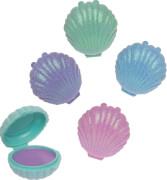 Lipgloss Muschel diverse Geschmackrichtungen, sortiert