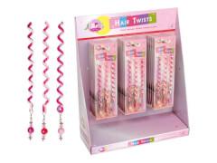 Hair Twister 3ŽSet 13+3 cm 3-farbig