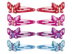 Click Clack Schmetterling pearl 4 cm (6)
