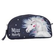 Depesche 10595 Miss Melody Kosmetiktasche Blau