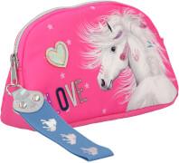 Depesche 10608 Miss Melody Kosmetiktasche Pink