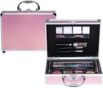 Kosmetikkoffer rosa glänzend