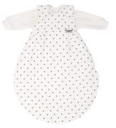 ALVI Baby - Mäxchen 3tlg. Dots weiß 56/62