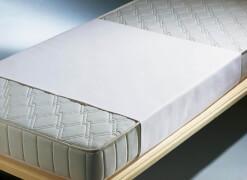 Betteinlage 1er Pack, weiß, ca. 50 x 90 cm