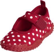 Playshoes Aqua-Schuh, Punkte, Gr. 18/19